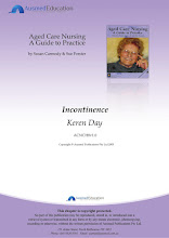 Incontinence in Aged Care Environments