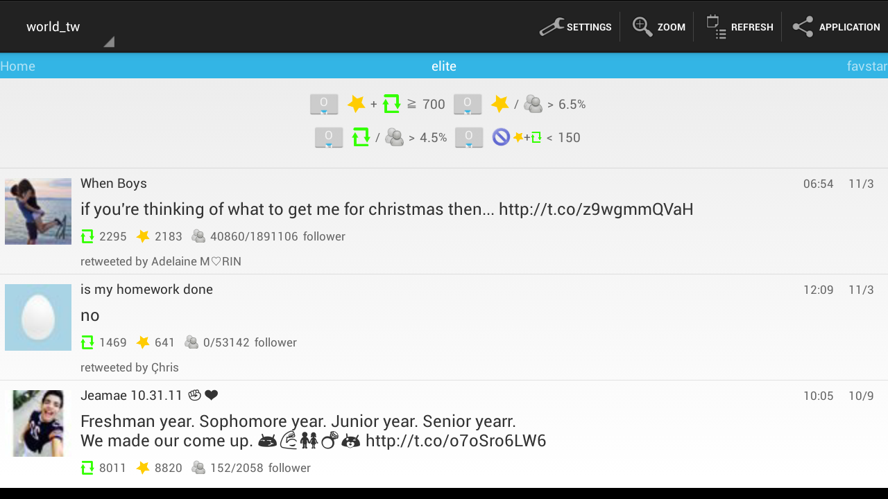 timeline pickup twitter android apps on google play timeline pickup twitter screenshot