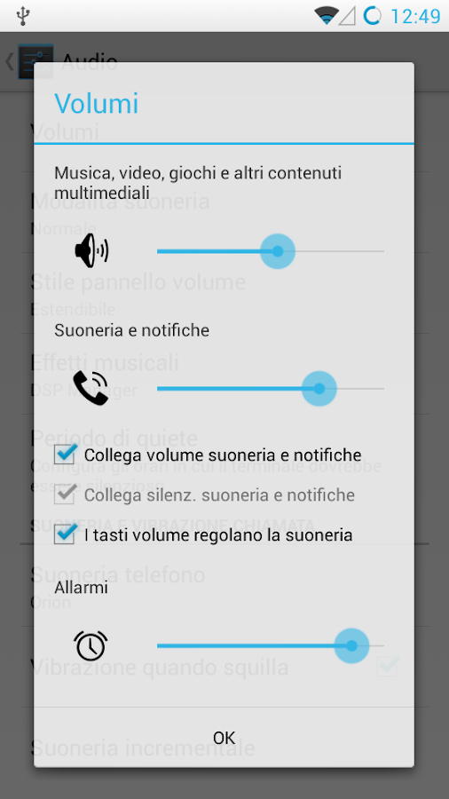 CM10/CM11 HoloWhite Theme - screenshot