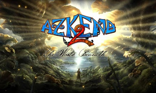 Azkend 2: The World Beneath Screenshot
