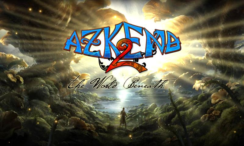 Azkend 2: The World Beneath - screenshot