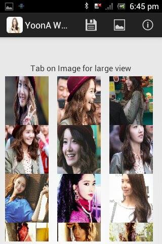 YoonA Wallpaper HD