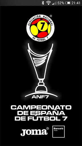 Campeonato España Fútbol 7