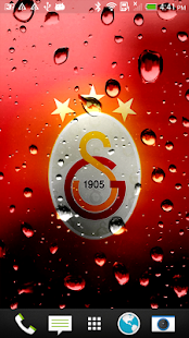 Galatasaray live wallpaper