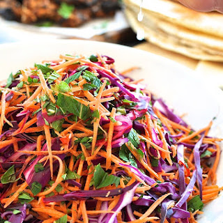 Shredded Cabbage With Carrots Recipes.
