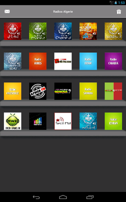 Radios Algerie Top radio Alger - screenshot