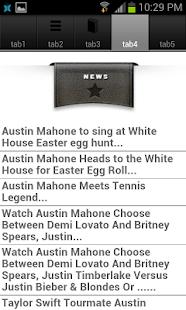 Austin Mahone Phone Number