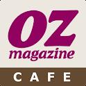 オズマガジン カフェLOVE logo