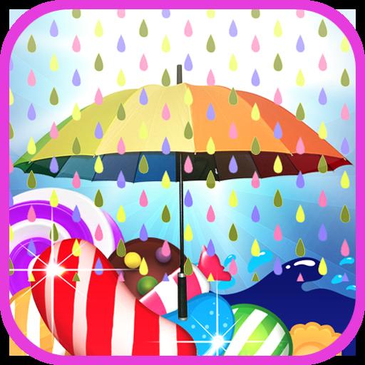 CANDY Rain Flood Mania 街機 App LOGO-APP開箱王