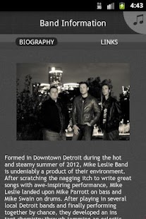 Mike Leslie Band - screenshot thumbnail