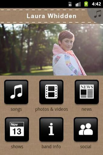 【免費音樂App】Laura Whidden-APP點子
