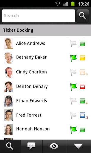 Business ConneCT Phone 6.1.201 screenshots 2