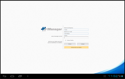 Softgroup iManager- screenshot thumbnail
