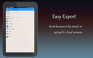 4 Fast Scanner : Free PDF Scan App screenshot