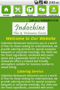 IndochinethaiRestaurant- screenshot thumbnail