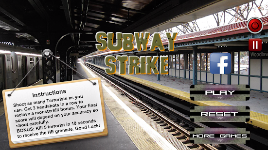 Subway Strike