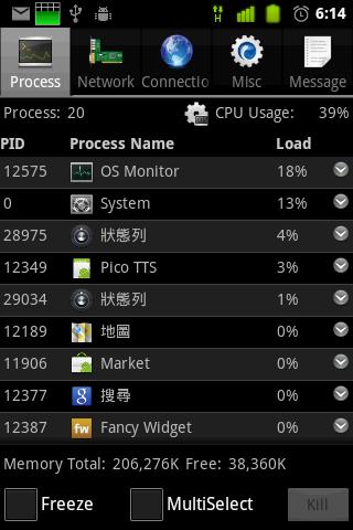 OS Monitor Legacy