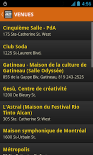Jazz Montreal Festival - screenshot thumbnail