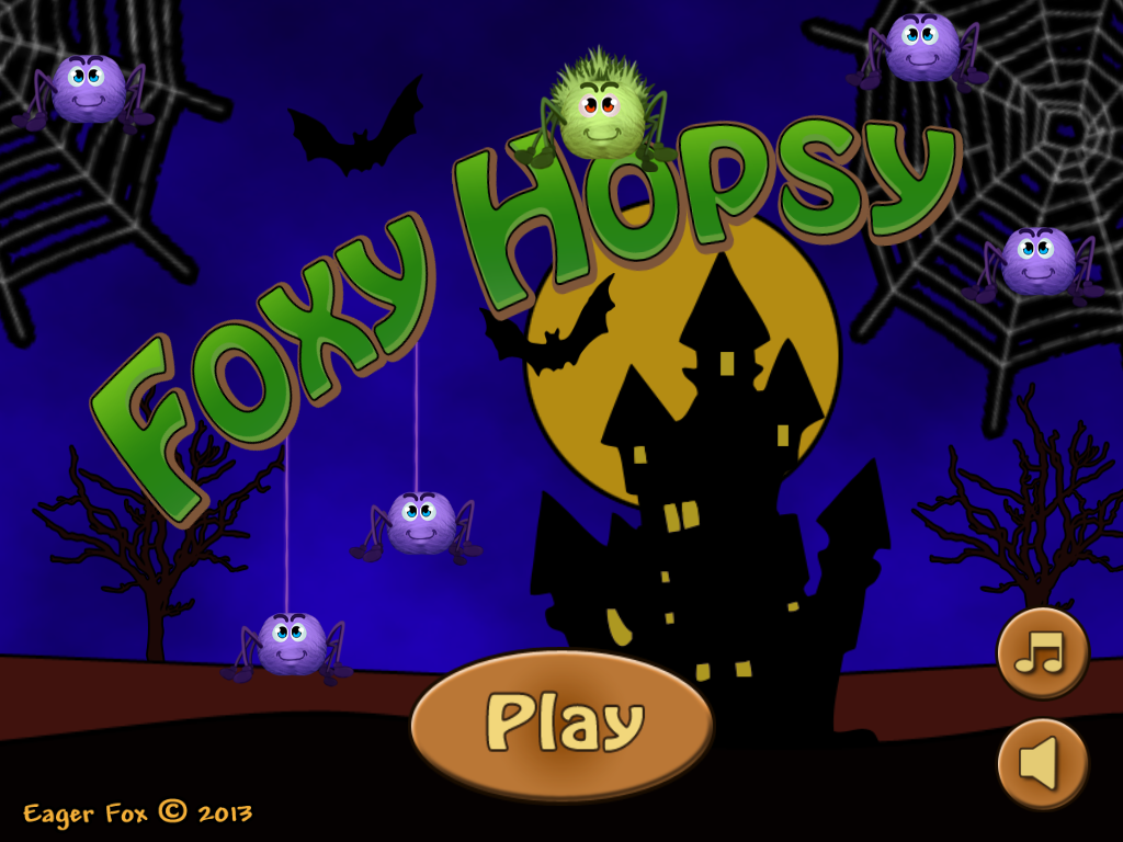 Foxy Hopsy - screenshot