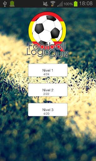 Futbol Logo Quiz España