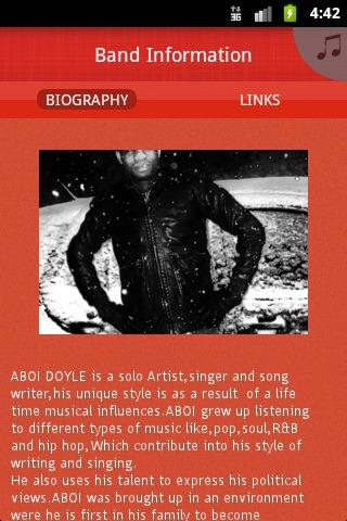 ABOI DOYLE - screenshot