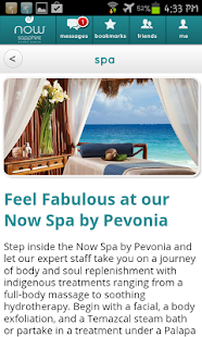 Now Resorts and Spas- screenshot thumbnail