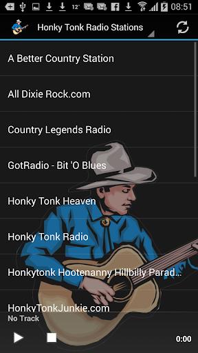 Honky Tonk Radio Stations