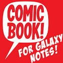 ComicBook! for Galaxy Notes icon
