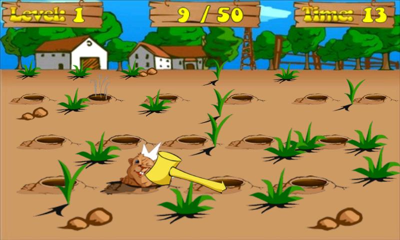 Free Beat Cute Hamsters - screenshot