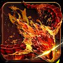 Firework GO launcherEX Theme