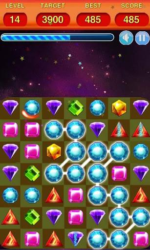 玩免費休閒APP|下載宝石连线 jewel line app不用錢|硬是要APP