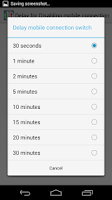 Screenshot of Auto 3G Battery Saver