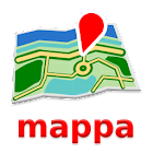 Rome Offline mappa Map icon