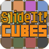 Slide It Cubes : Social Puzzle
