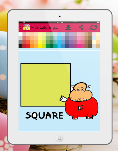 【免費家庭片App】kids coloring pages-APP點子