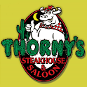 Thorny's Steakhouse logo