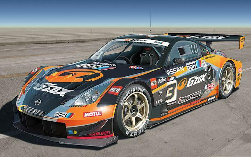 3D Under Speed Racer