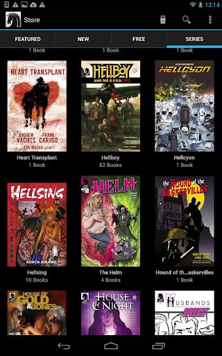 Dark Horse Comics  screenshots 5