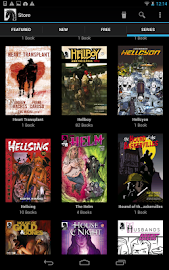 Dark Horse Comics Screenshot 5