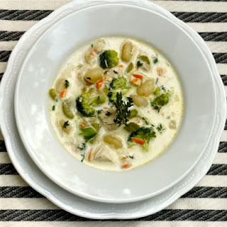 Chicken Gnocchi Soup Recipe