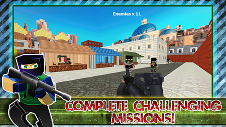 Cube Strike War Encounters C6 screenshot 54325
