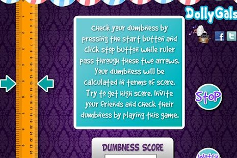 Check Your Dumbness - screenshot thumbnail
