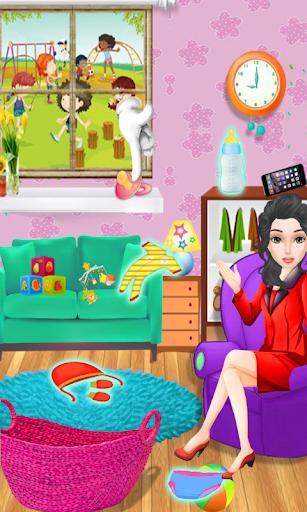 玩免費休閒APP|下載新生嬰兒護理遊戲 app不用錢|硬是要APP