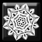 Snowy Night 3D Wallpaper Pro icon