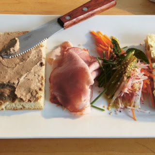 The Balmy Sandwich