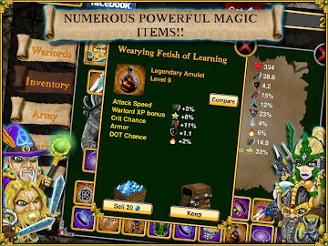Warlords RTS: Strategy Game Screenshot 7
