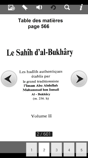 Tome 2 Ar-Fr Sahih Al-Boukhari