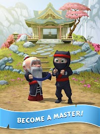 Clumsy Ninja Screenshot 30