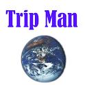 Trip Man  – GPS journey diary logo