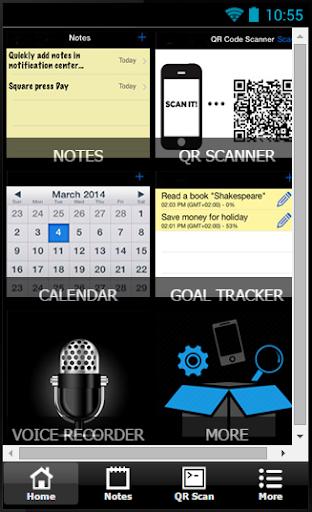 Notes Calendar Plus